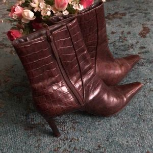 Lauren Ralph Lauren booties